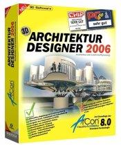 arcon 8 0 3d architektur designer 2006. Black Bedroom Furniture Sets. Home Design Ideas