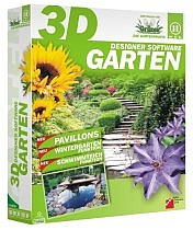 3D Designer Software Garten: 796