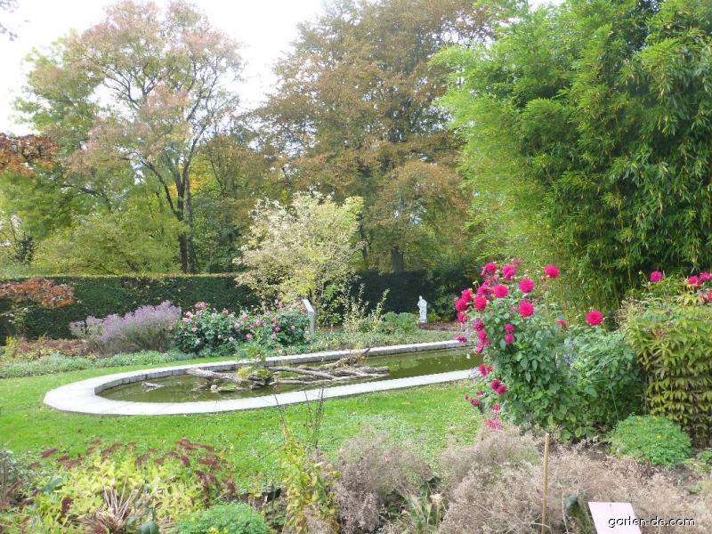 Botanická zahrada Linz